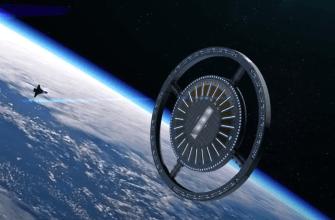 космический отель Voyager