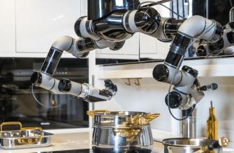 робот кухня
