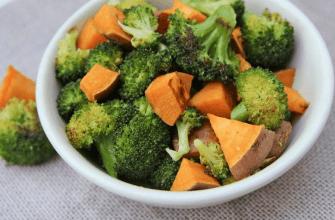 брокколи и тыква входит в список продуктов для поджелудочной железы