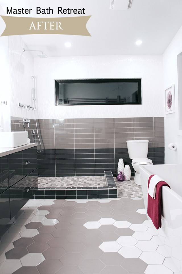 Master Bath Retreat After | The Dreamhouse Project