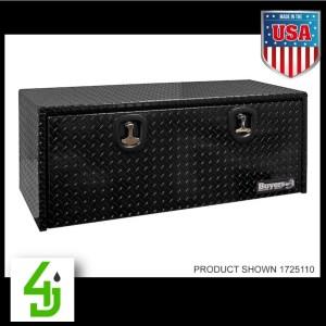 Underbody Aluminum Tool Box