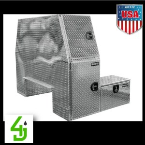 L-Pack Backpack Truck Box With Offset Floor