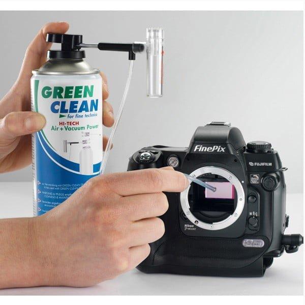 Green Clean Kit pompa vacuum
