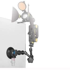Dedolight Sistem de prindere cu vacuum