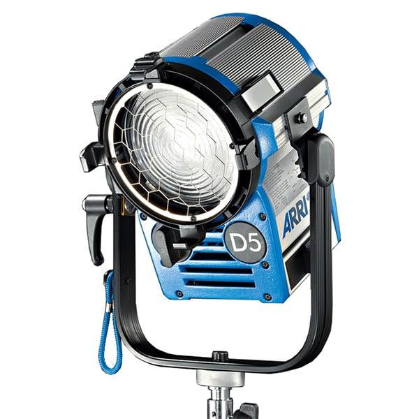 Arri Proiector True Blue D5 Daylight Fresnel