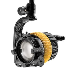 Dedolight Kit DLED 4.1 Lampa Bicolora 40W cu alimentare la Baterie