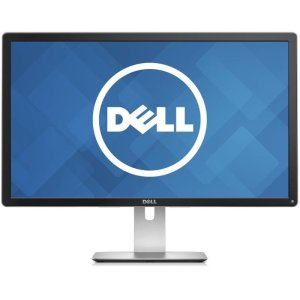 "Monitor LED Dell, 27"", Ultra HD, Negru/Argintiu, UP2715K"