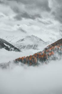 mountains-under-cloudy-sky