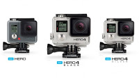 Action Camera gopro-hero-4-black