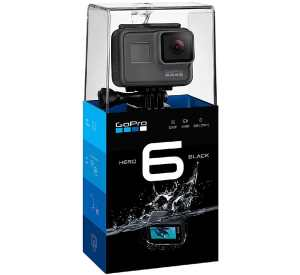4k gopro hero 6 black action camera price