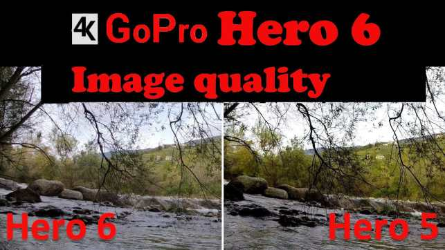 GoPro Hero6 Black Vs Hero5 Black: What's The Difference? Image