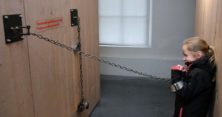 Dagje uit met kinderen: Het Gevangenismuseum