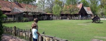 Met kinderen naar Wildpark Frankenhof