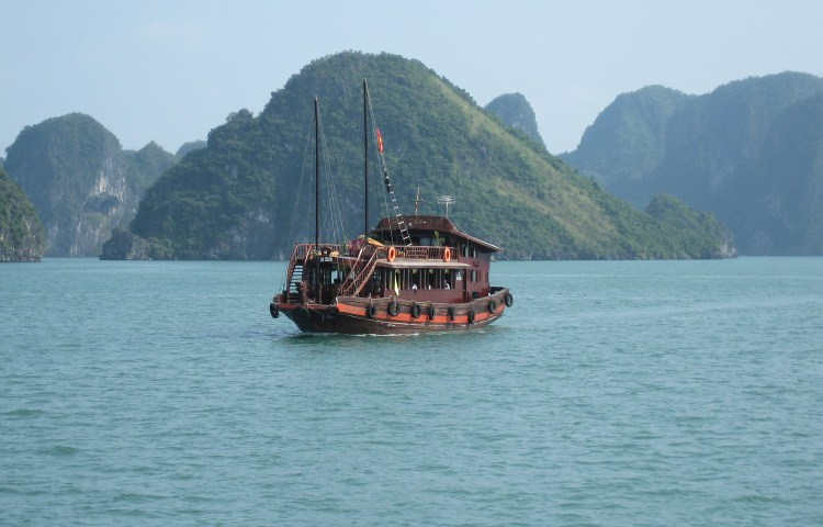 Boottocht door de prachtige Ha Long Bay