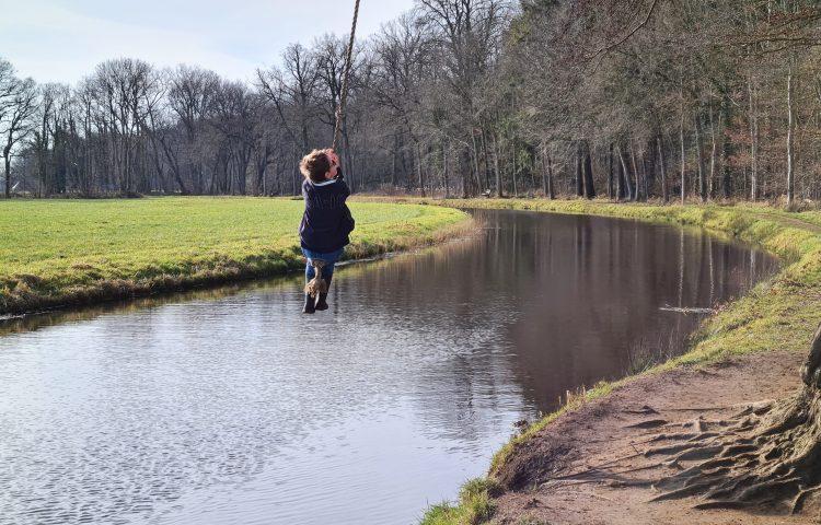 Roekpad Echten: een speelparadijs in het Kraaienbosch