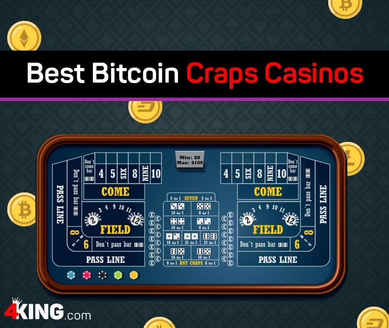 best Bitcoin craps casinos