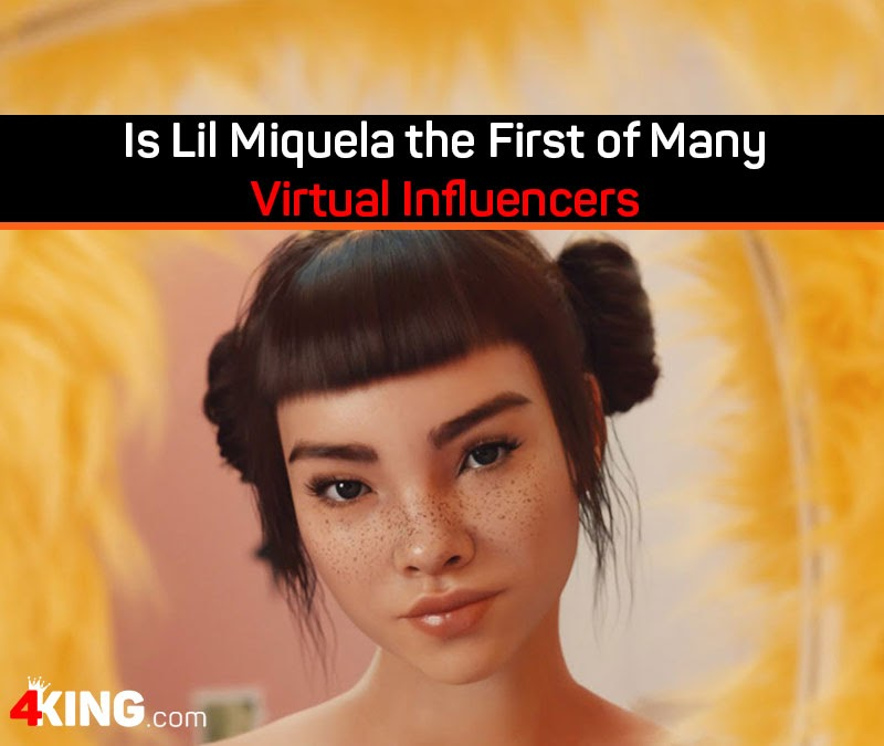 is Lil Miquela the first of many virtual influencers?