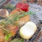 【料理】ローズマリーBBQチキン 楽天レシピよりembed