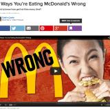 6つのマクドナルドの攻略方法!バイラルメディア風