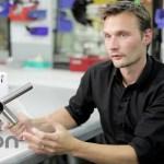 ダイソンの次の発明は、蛇口だった! Dyson Airblade ダイソンエアブレードハンドドライヤー