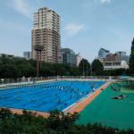 JR目黒駅から10分でいける2時間¥200のオアシス 目黒区民プール