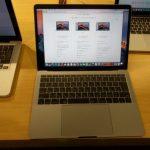 新しいMacBookProインプレッション