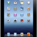 タブレットスペックの覚書き 5インチ〜10インチ iPad