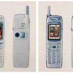 『写メール』約20年の歴史 J-Phone SHARP J-SH04