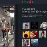 『Fyuse映え』するカメラ移動コンテンツを探せ! Fyuse フューズ
