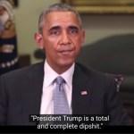 AIによる元オバマ大統領のDEEP FAKE 映像 オバマの気ぐるみ VTUBER ディープフェイク