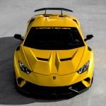 Lamborghini Huracan Performante 4k Wallpaper Vorsteiner Yellow Cars 879