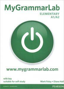 """Книга """"My Grammar Lab: Level Elementary: With Key"""" Mark Foley, Diane Hall - купить на OZON.ru книгу с быстрой доставкой по почте   978-1-4082-9913-5"""