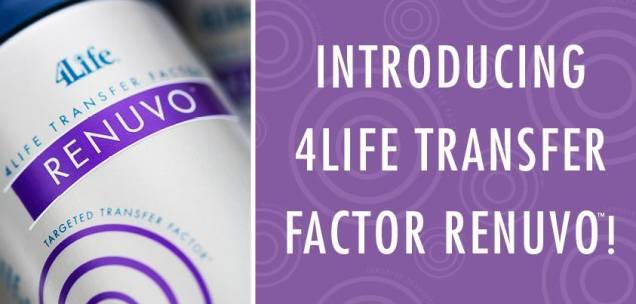 4Life Transfer Factor Renuvo 4Life Nicaragua