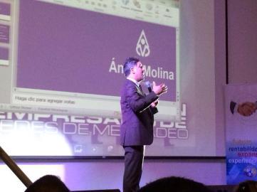 Pastor y Empresario Angel Molina Diamante Presidencial Platino by 4life Nicaragua