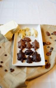 Handmade Chocolate Turtles