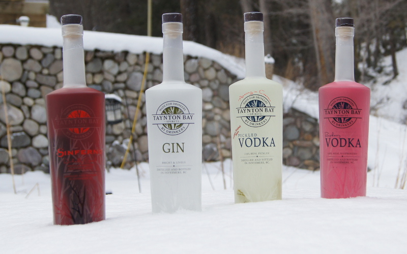 Taynton Bay Spirits