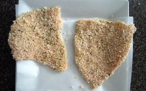 Schnitzel Champignon