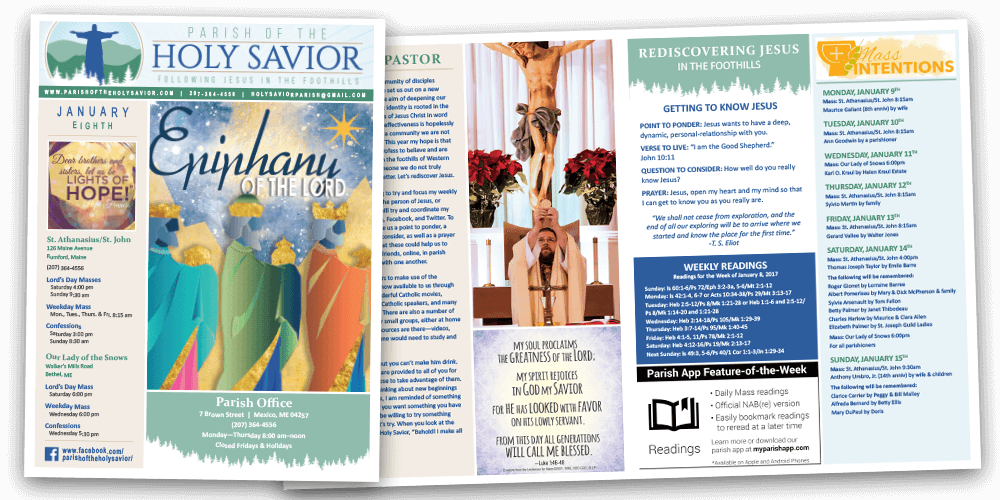 Church Bulletins Publications To Inspire And Engage Your Parish LPi