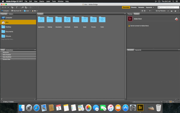 Adobe Bridge CC V7.0.0 for Mac
