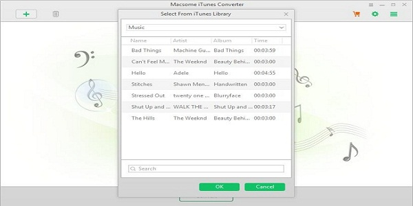Macsome iTunes Converter Patch