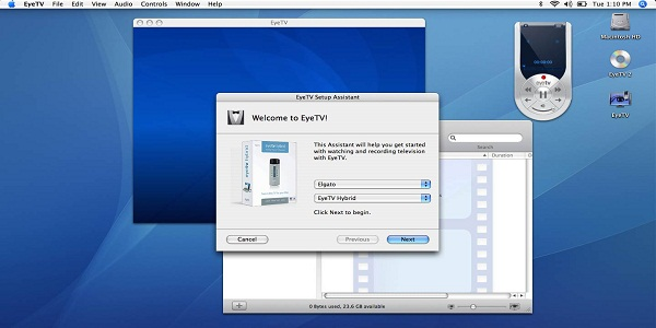 EyeTV 3.6.9 Build 7522 Crack