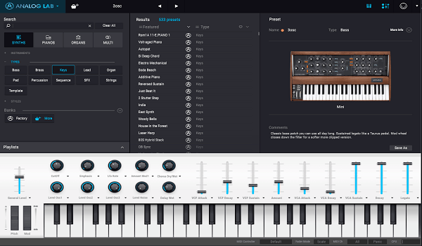 Arturia V Collection 6 patch for mac