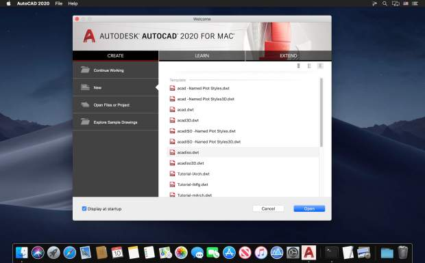 autocad for mac free download