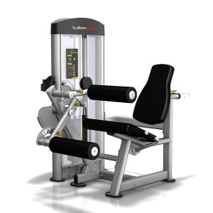 BODYKORE DUAL LEG EXTENSION / SEATED LEG CURL FOR SALE