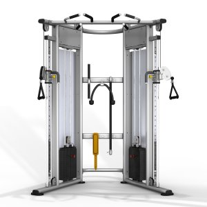 BODYKORE FUNCTIONAL TRAINER - DUAL ADJUSTABLE PULLEY FOR SALE