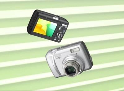 L1 - Un quintetto targato Nikon Coolpix