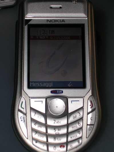 accesonokia6630 - Nokia 6630: Convenienza e qualità