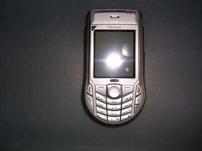 frontale2nokia6630 - Nokia 6630: Convenienza e qualità