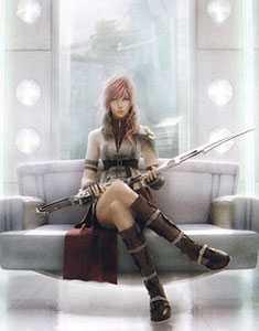 FinalFantasyXIIILightning - Nuovi dettagli per Final Fantasy XIII