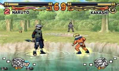 NarutoUltimateninjaimg1 - Namco Bandai annuncia Naruto Ultimate Ninja 2